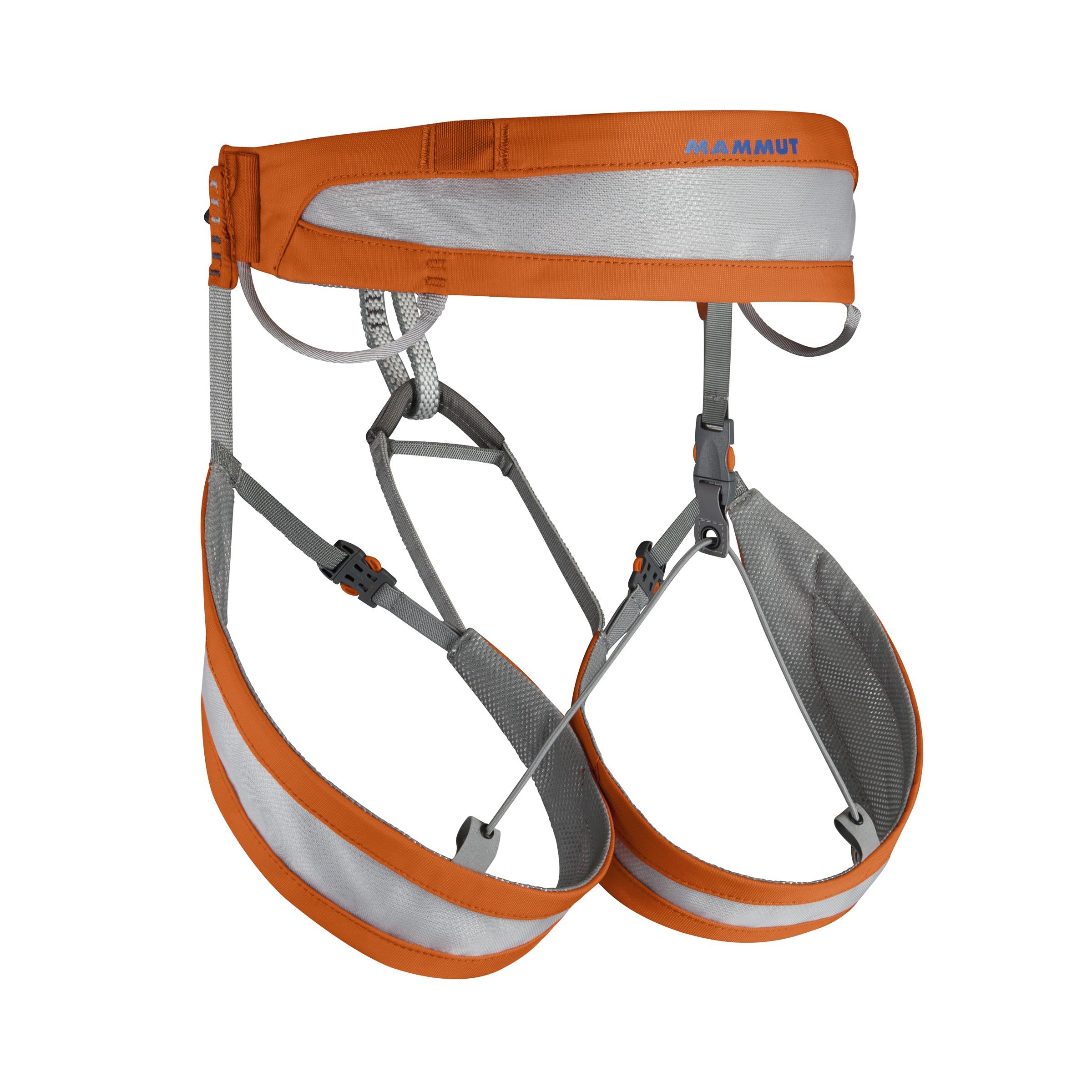 Sam Shaheen reviews the Mammut Zephir Altitude harness for Blister Gear Review.