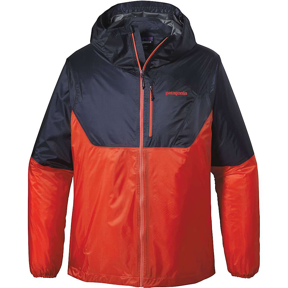 David Steele reviews the Patagonia Alpine Houdini Jacket for Blister Gear Review