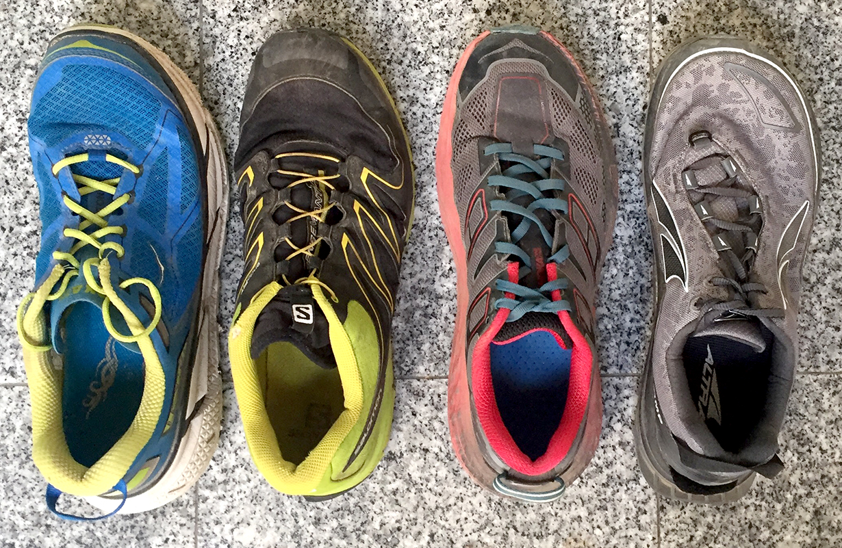 Luke Koppa reviews the Hoka One One Speedgoat 2 for blister gear review