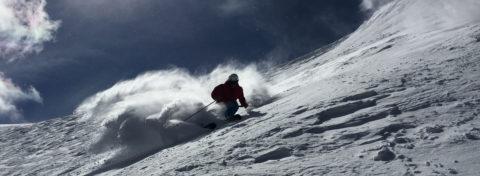 Jonathan Ellsworth Parlor Skis Mountain Jay