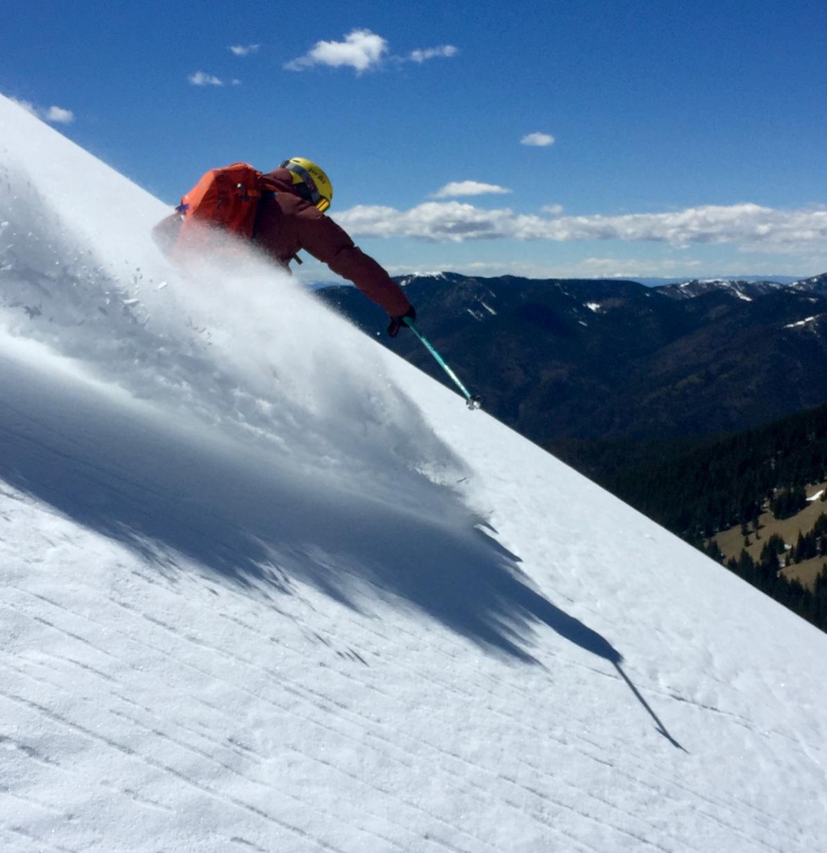 test slalom ski 2018