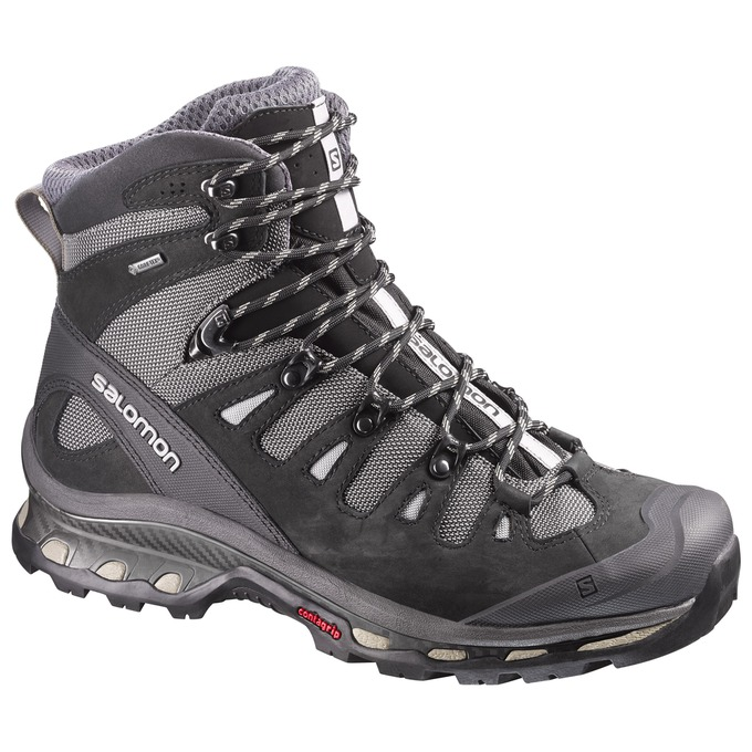 Jed Doane reviews the Salomon Quest 4D 2 GTX boot for blister gear review