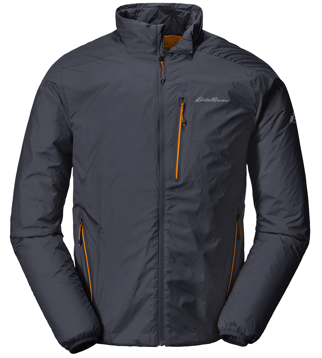 Eddie Bauer EverTherm jacket on Blister Gear Review