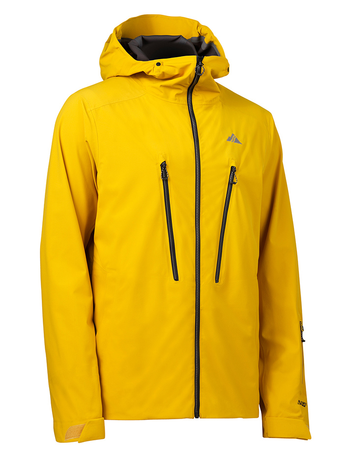 Luke Koppa reviews the Strafe Pyramid Jacket for Blister Gear Review