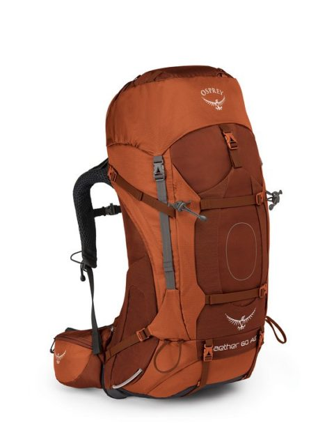 Osprey Aether AG 60 Backpack | Blister Gear Review - Skis, Snowboards, Mountain Bikes, Climbing, Kayaking