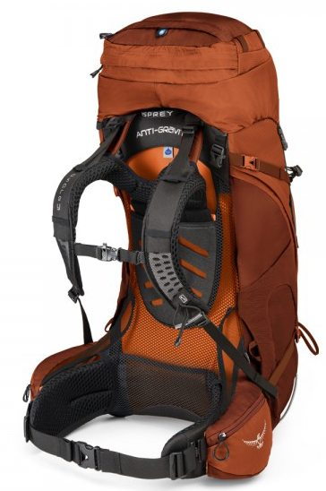 Jed Doane reviews the Osprey Aether AG 60 for Blister Gear Review