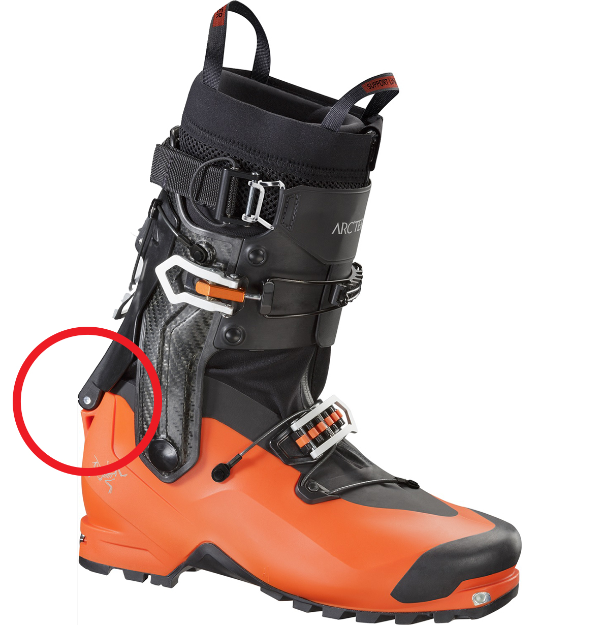Blister Gear Review covers the Arc'teryx Procline ski boot recall