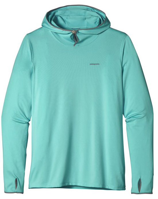 David Steele reviews the Patagonia Tropic Comfort II Hoody for Blister Review