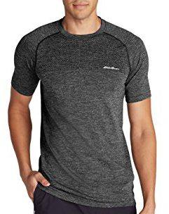 Luke Koppa reviews the Eddie Bauer Resolution Flux Short-Sleeve T-shirt for Blister Gear Review