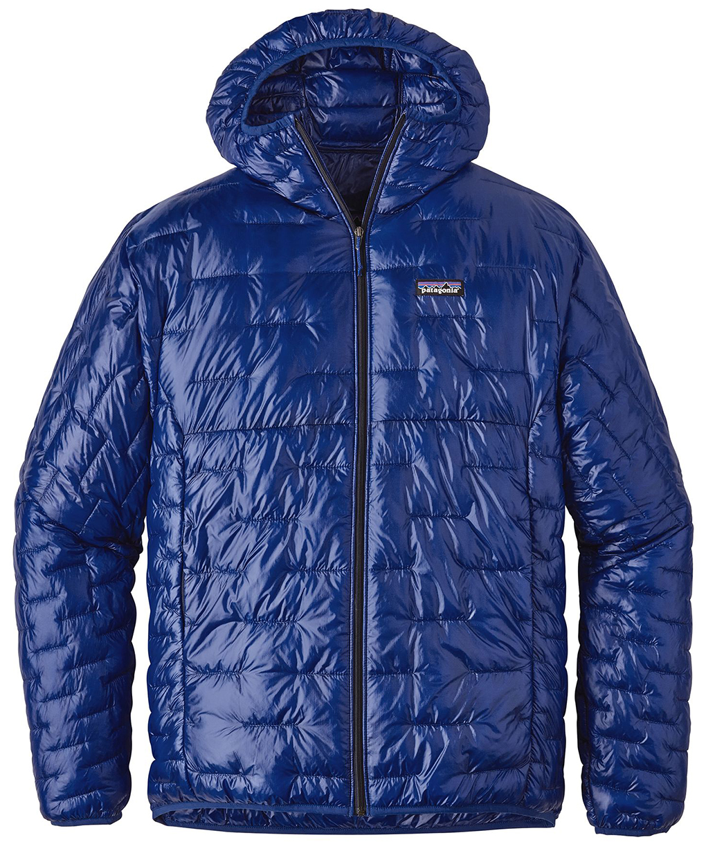 Luke Koppa and Sam Shaheen review the Patagonia Micro Puff for Blister Gear Review
