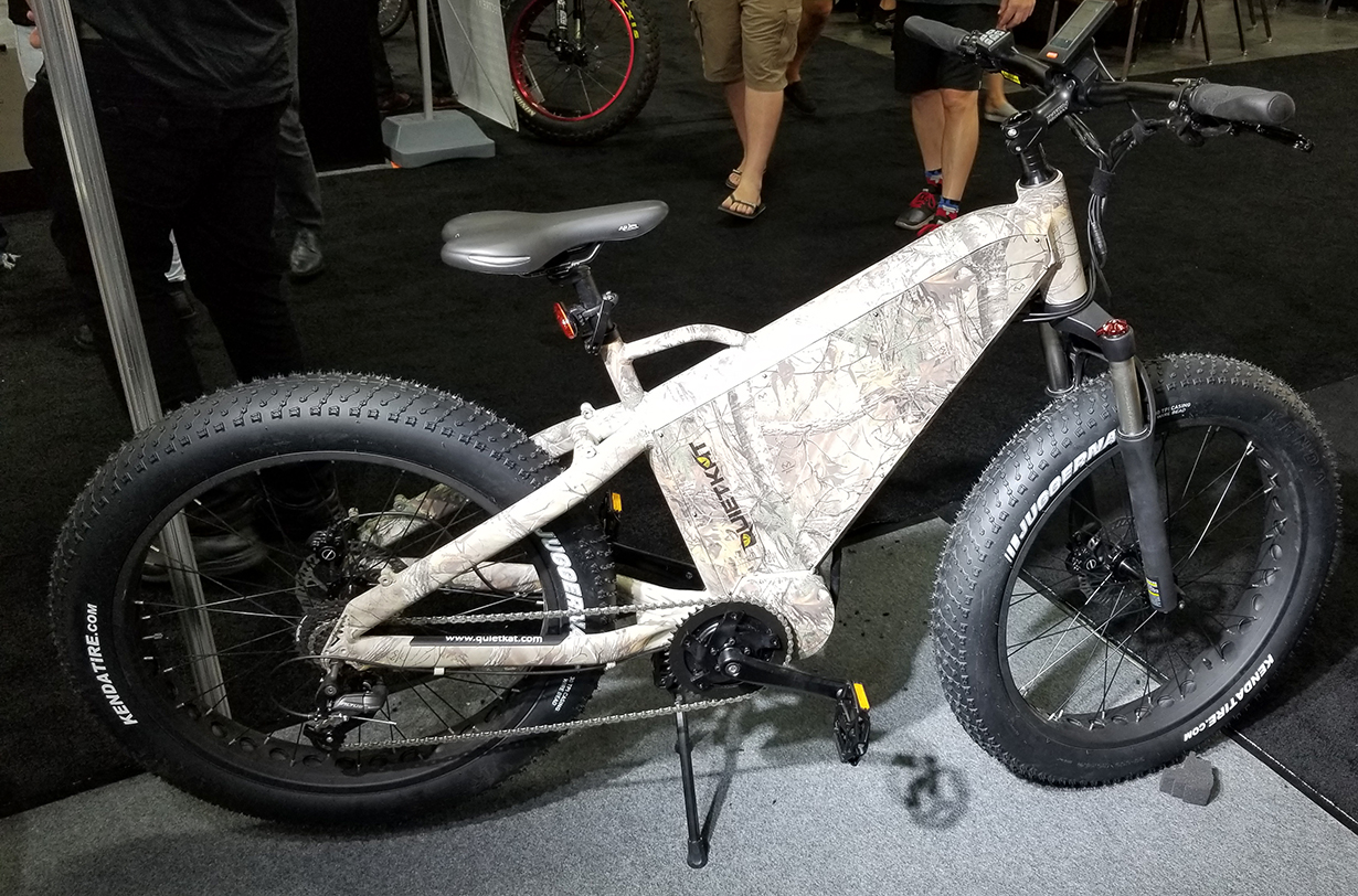 Blister's coverage of Interbike 2017