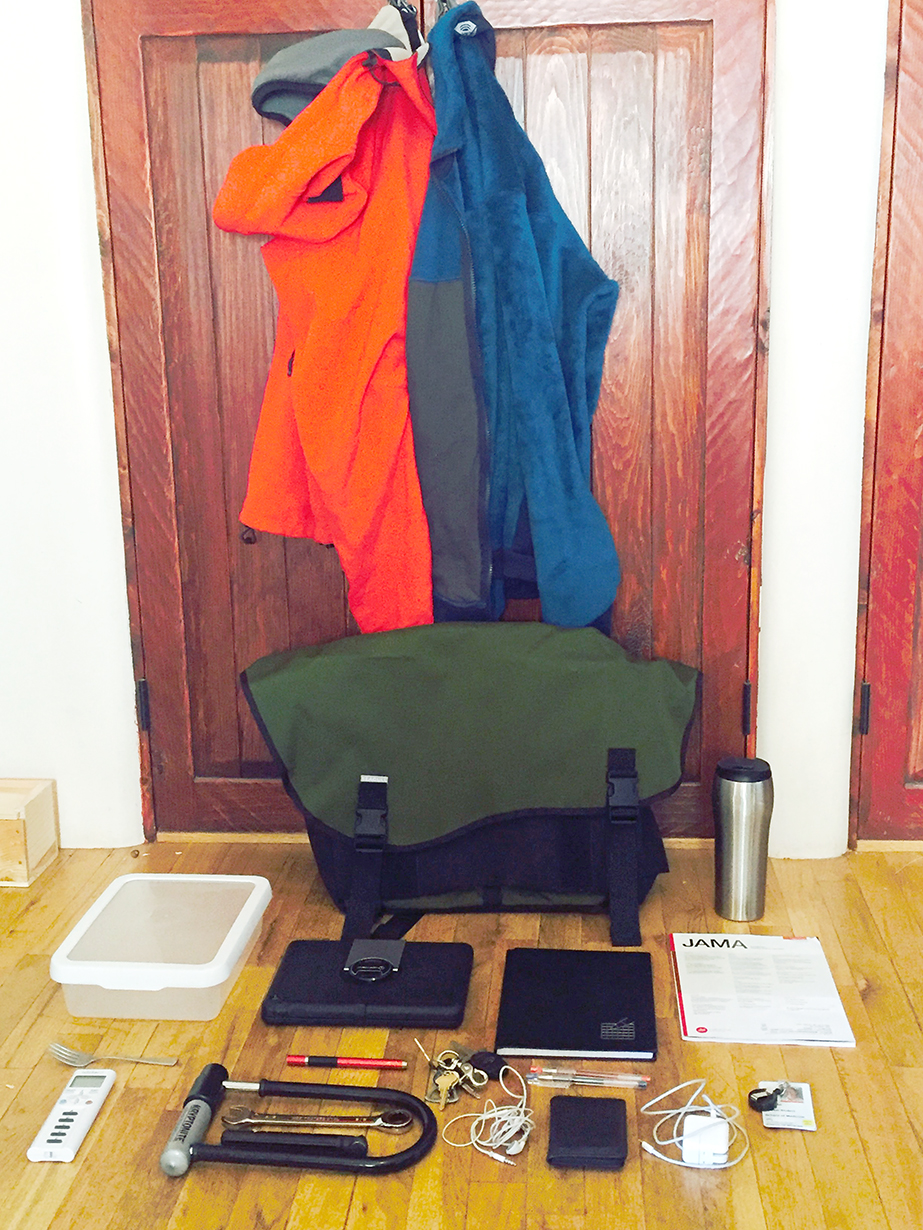 Nate Murray reviews the Seagull Commuter Sling for Blister Gear Review