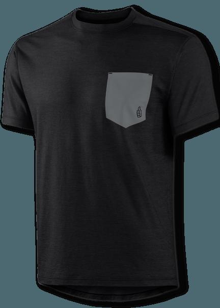 Luke Koppa reviews the Trew Superlight NuYarn Merino Pocket T for Blister Gear Review