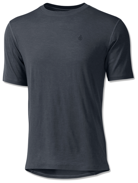 Luke Koppa reviews the Trew Weightless NuYarn Merino T for Blister Gear Review