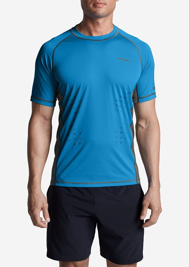 Luke Koppa reviews the Eddie Bauer Resolution Quantum Short-Sleeve T-Shirt for Blister Gear Review