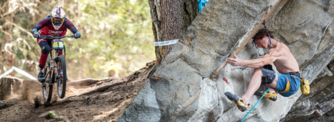 Blister Podcast - Adam Ondra & Greg Minnaar