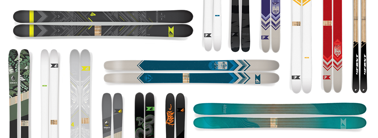 4FRNT Skis, Blister Gear Giveaway