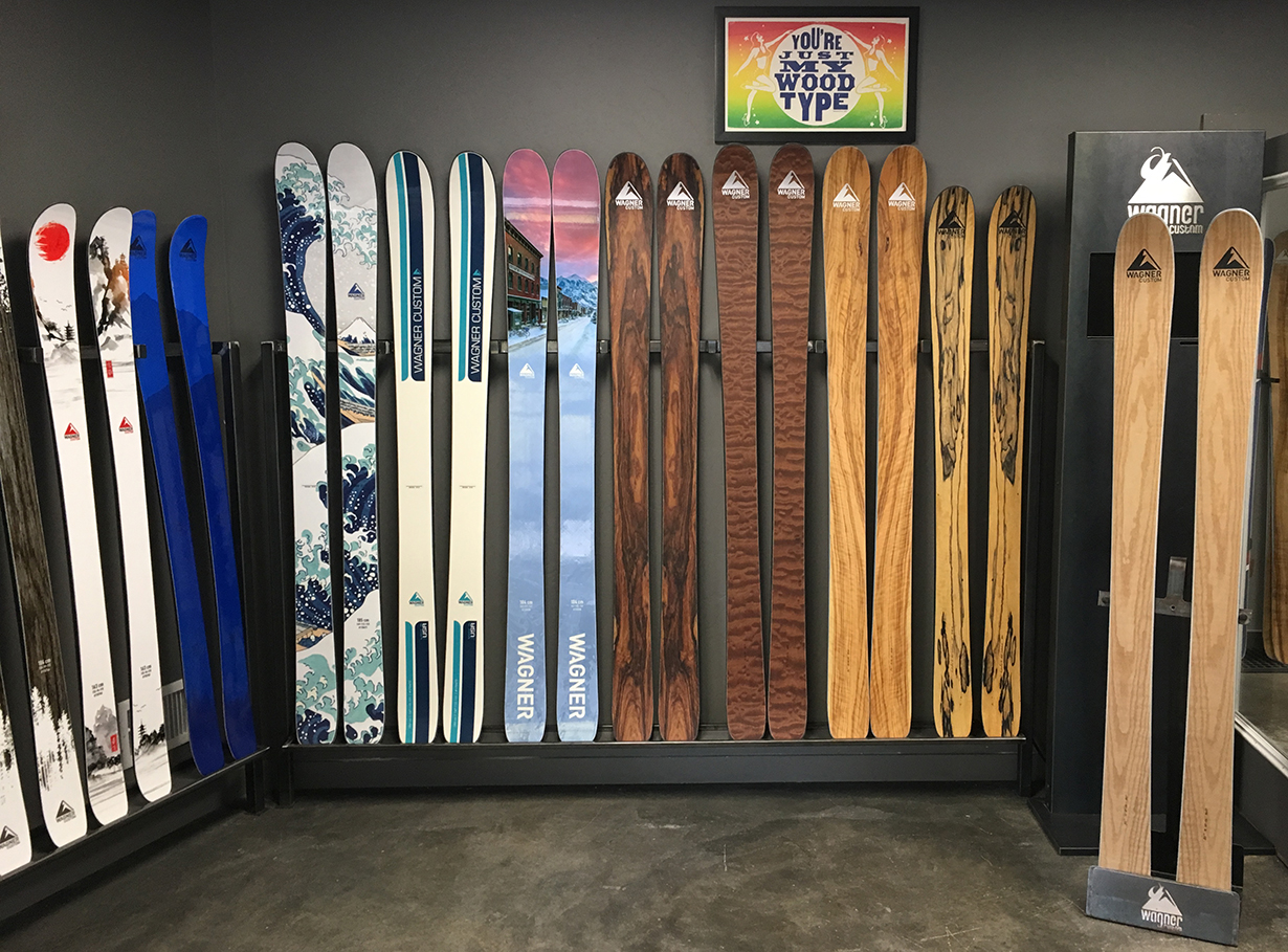 Pete Wagner, Wagner Custom Skis, Blister Podcast