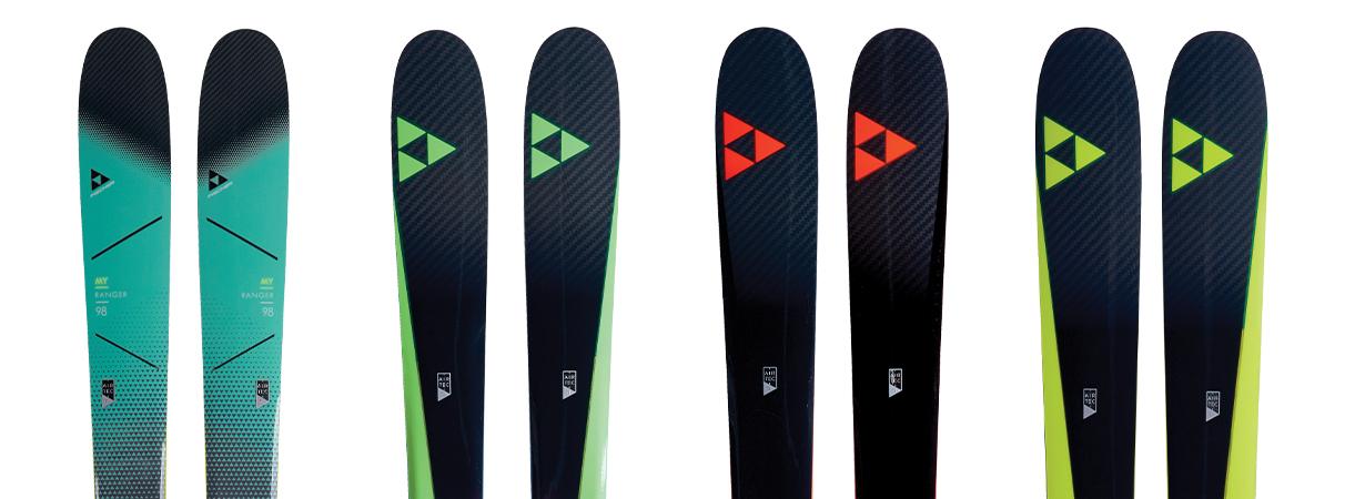 Fischer Ranger Skis, Blister Gear Giveaway