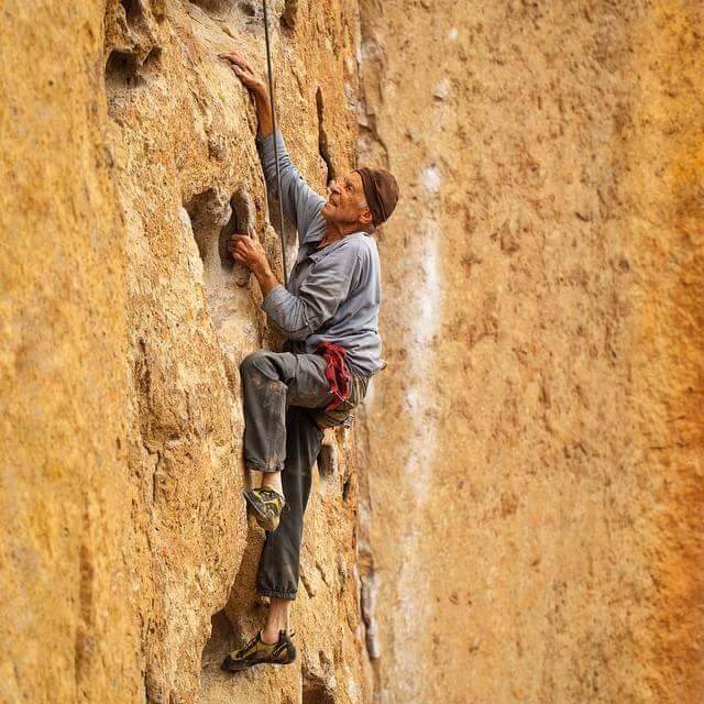 Blister Climbing editor, Dave Alie, writes about Fred Beckey