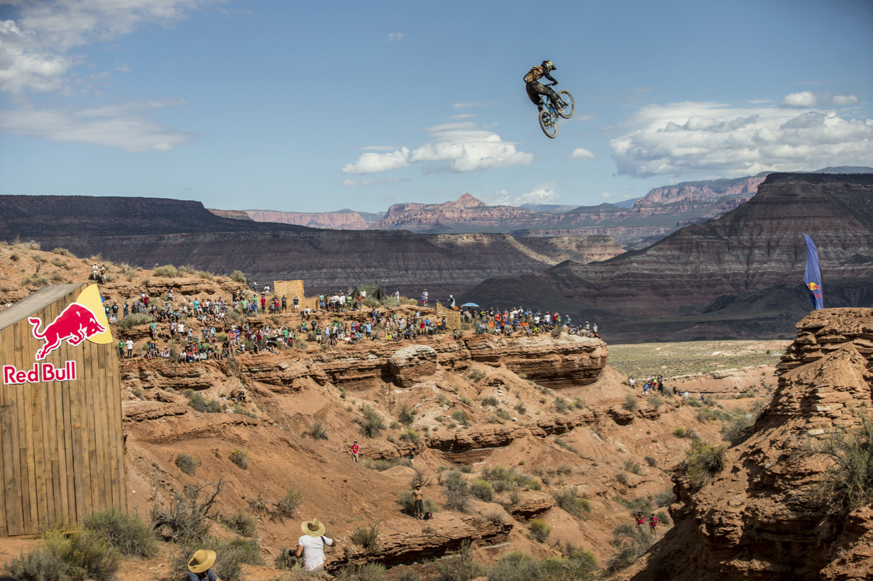 Claudio Caluori on Redbull Rampage on the Blister Podcast
