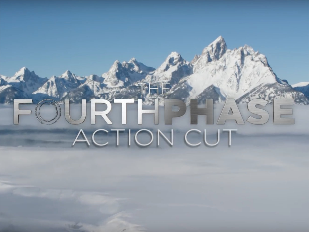 Travis Rice's the Fourth Phase Action Cut on Blister