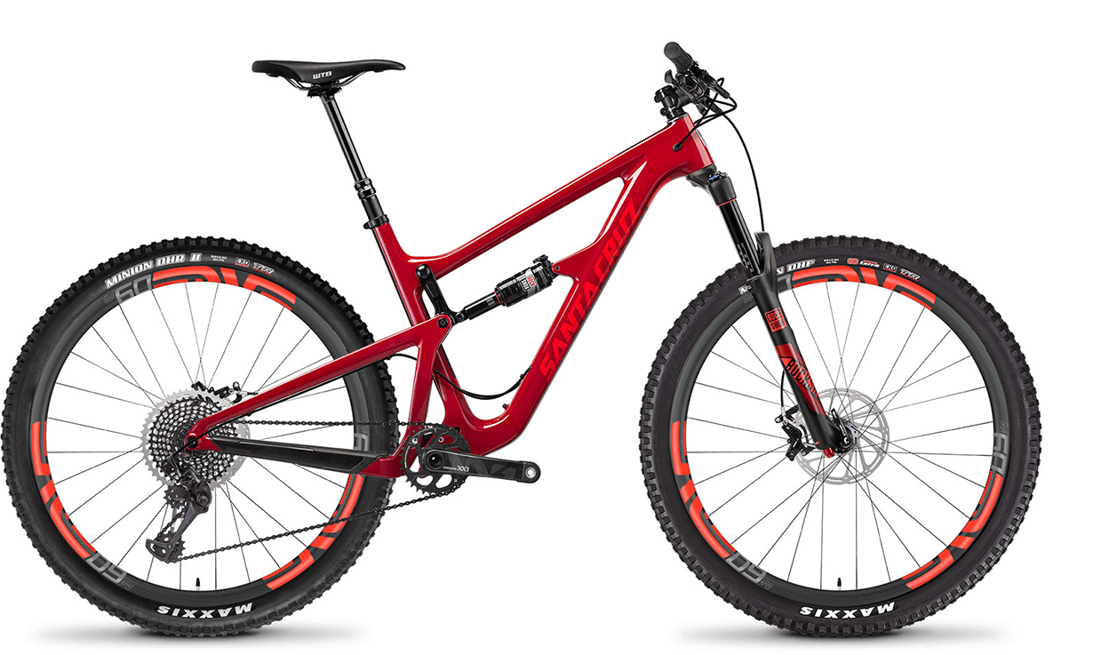 Noah Bodman reviews the Santa Cruz Hightower for Blister Review