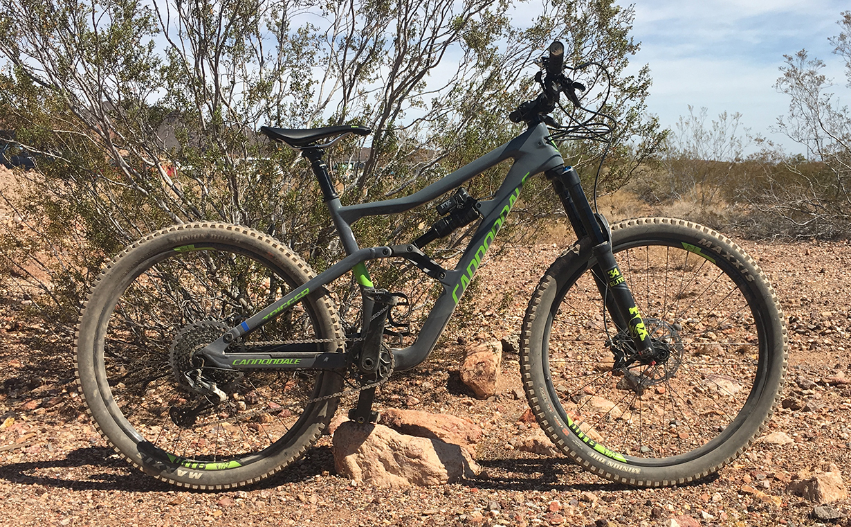 Noah Bodman reviews the Cannondale Trigger for Blister Review
