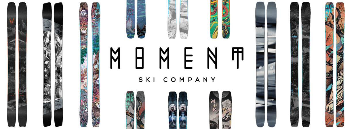 Moment Skis, Blister Gear Giveaway