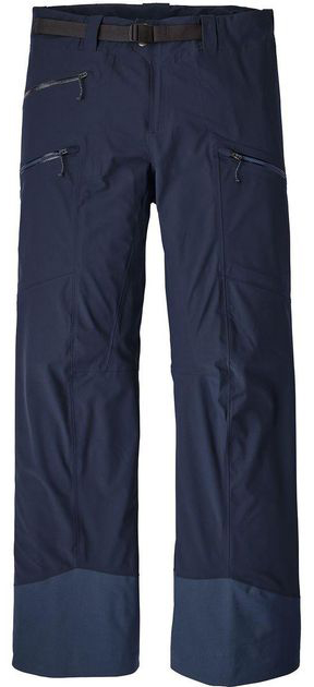 Cy Whitling reviews the Patagonia Descensionist Jacket and Pants for Blister Review