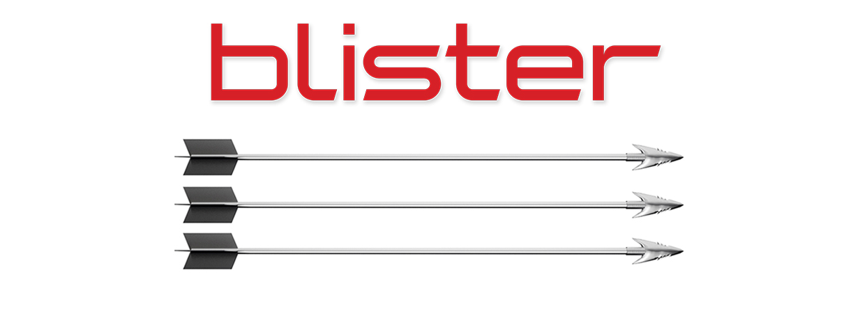Blister 3-Ski Quiver Selections
