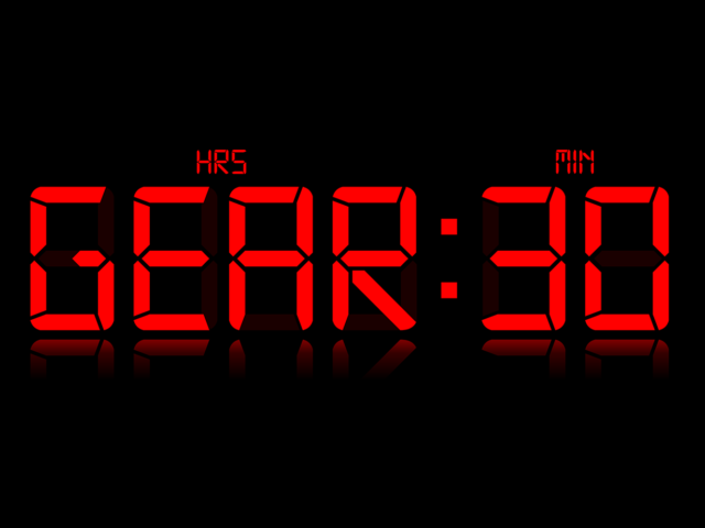 Introducing: GEAR:30