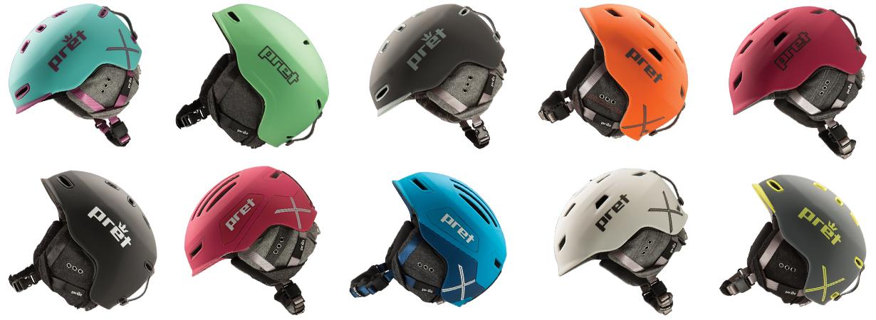 Pret Helmets, Blister Gear Giveaway