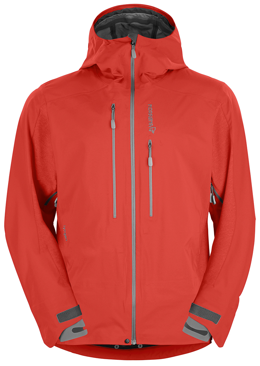 Luke Koppa reviews the Norrona Lyngen Hybrid Jacket and Pants for Blister