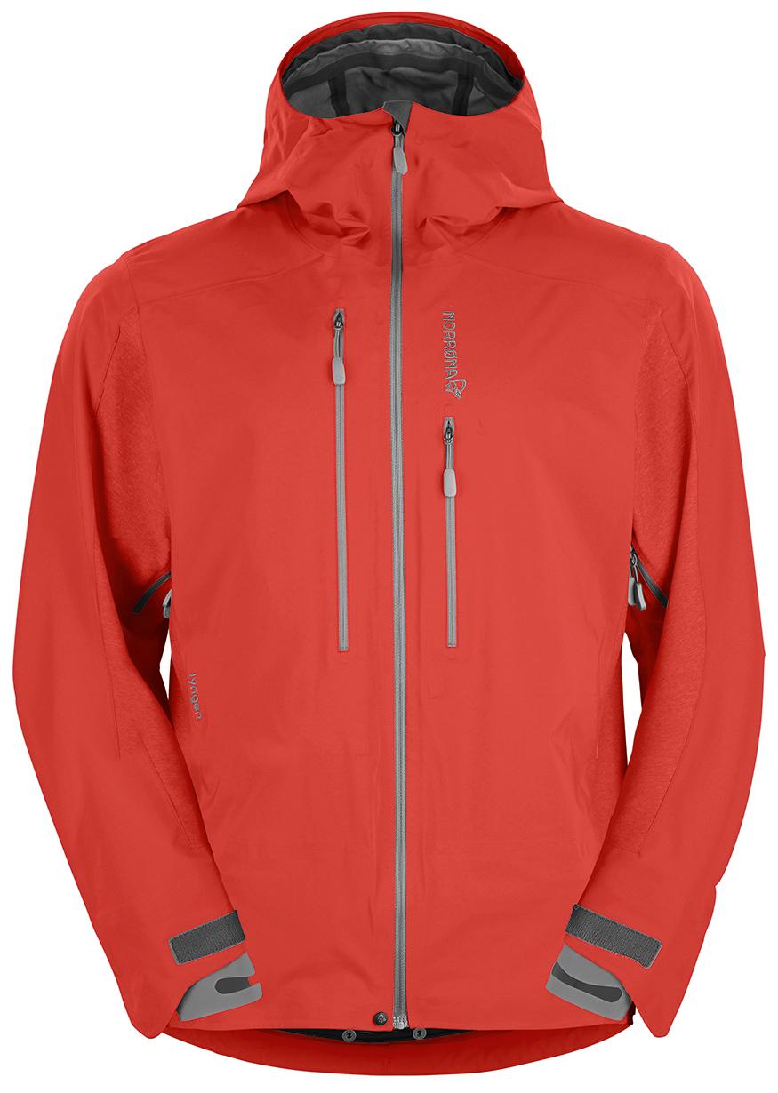 Luke Koppa reviews the Norrona Lyngen Hybrid Jacket and Pants for Blister
