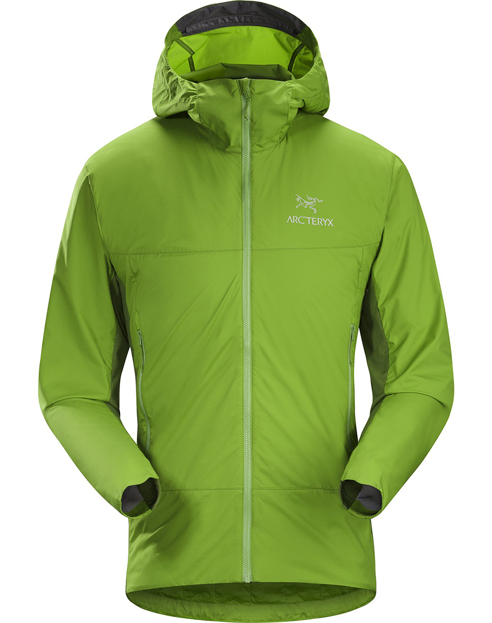 Dave Alie reviews the Arc'teryx Atom SL Hoody for Blister