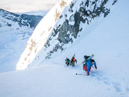 4FRNT — Turnagain Pass, AK