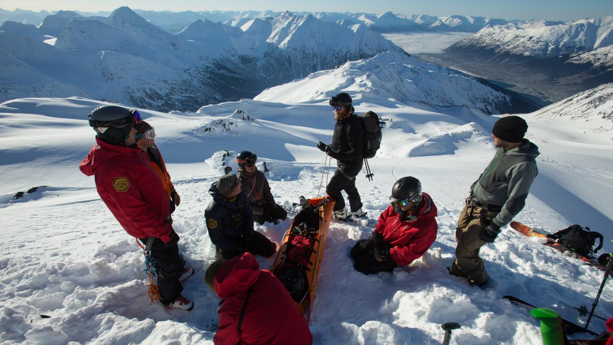 Paul Forward discusses backcountry travel and wilderness medicine on Blister