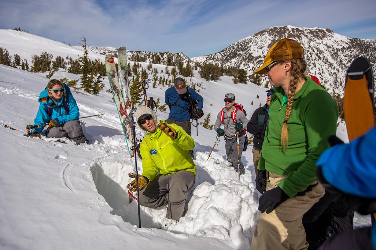 Alpenglow Sports Winter Mountain Festival, BLISTER