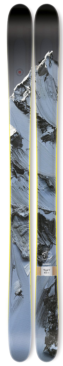 Cy Whitling reviews the J Skis Metal for Blister Review