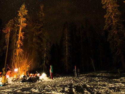 Alpenglow Sports Winter Mountain Festival