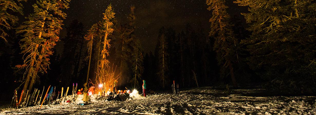 Alpenglow Sports Mountain Festival on Blister