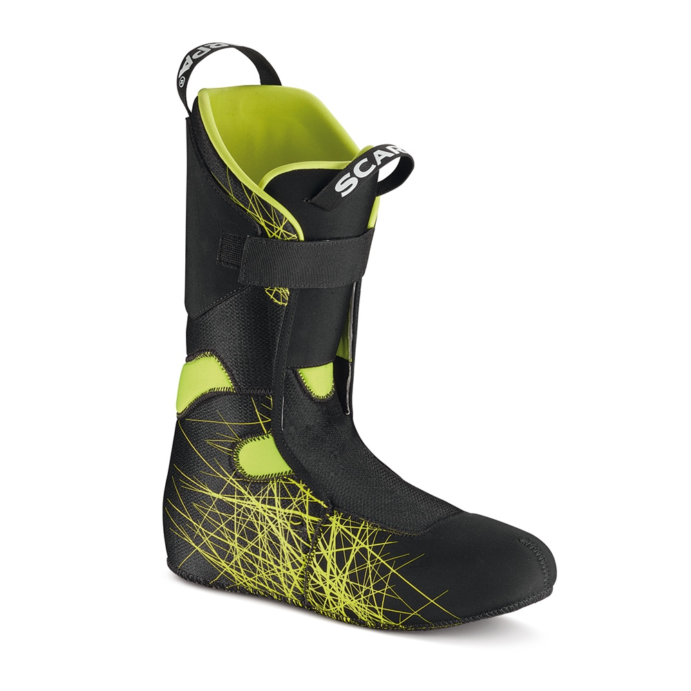 Paul Forward reviews the Scarpa Alien RS for Blister