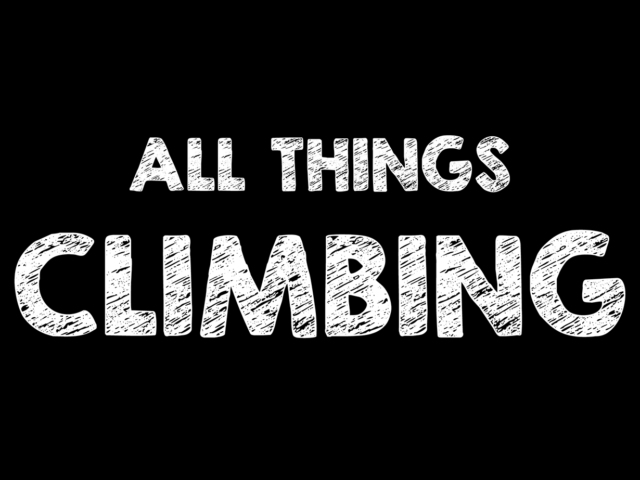 Introducing: All Things Climbing