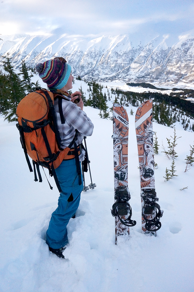 Kelsey Opstad reviews the Prior Brandywine Split XTC for Blister
