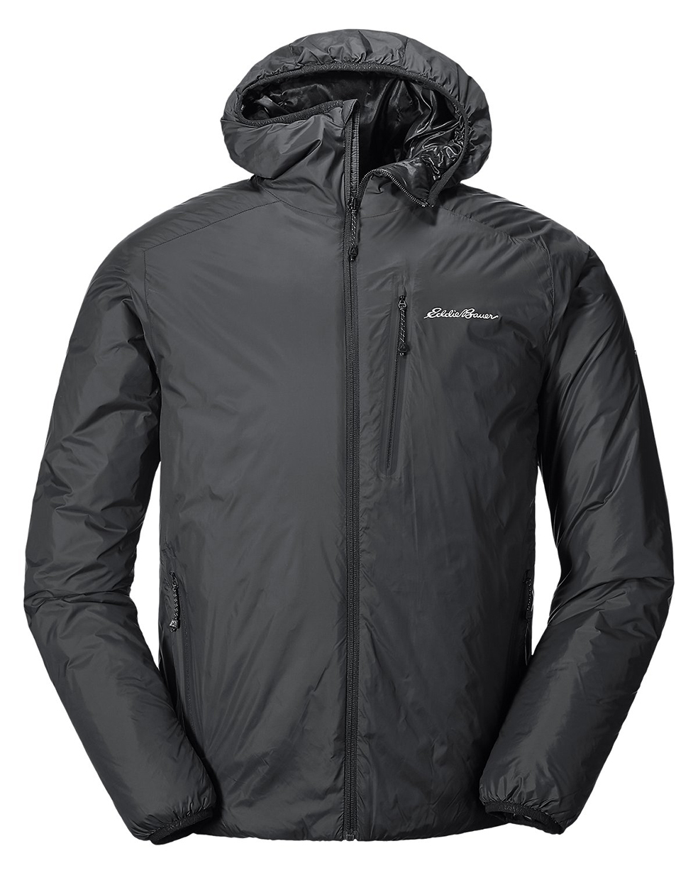 Sam Shaheen reviews the Eddie Bauer EverTherm Down Hooded Jacket for Blister