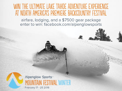 Win The Ultimate Backcountry Adventure