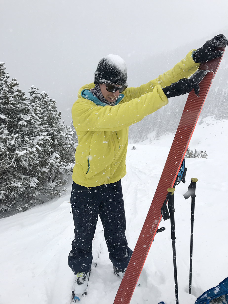 Sam Shaheen reviews The North Face Ventrix Hoodie for Blister