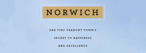 Norwich Book Cover slider