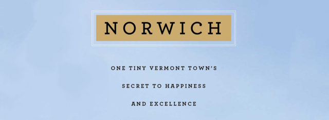 Karen Crouse discusses her book, Norwich, on the Blister Podcast
